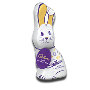 Cadbury Chocolate Bunny 100g