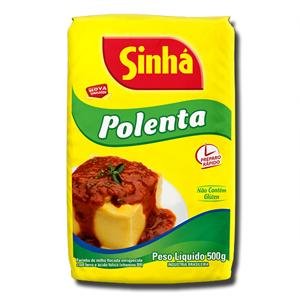 Sinhá Polenta 500g