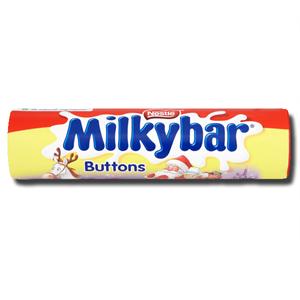 Nestlé Milkybar Buttons Tube 90g