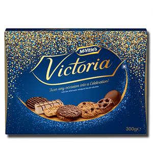 Mcvitie's Victoria 300g