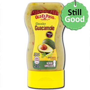 Old El Paso Guacamole Chunky 240g