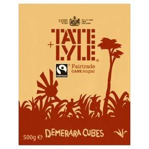Tate Lyle Demerara Sugar Cubes 500g
