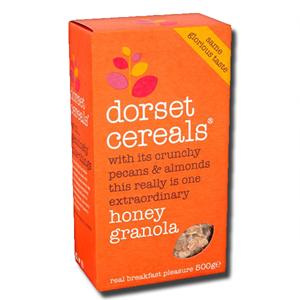 Dorset Honey Granola 500g