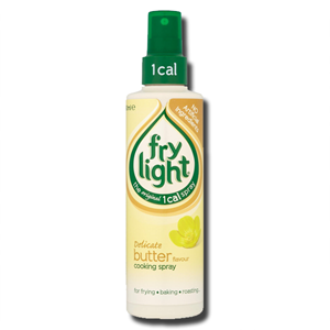 FryLight 1 Cal Butter Flavour Cooking Spray 190ml