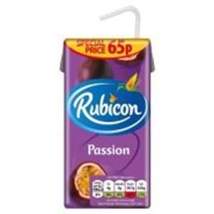 Rubicon Passion Fruit - Maracuja 288ml