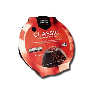 Matthew Walker Classic Pudding 100g
