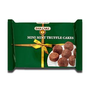 Dan Cake Mini Mint Truffle Cakes 140g