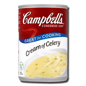 Campbells Cream of Celery 295g