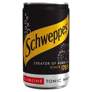 Schweppes Slimeline Tonic Water 150ml
