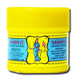Vandevi Yellow Powder Asafoetida 50g