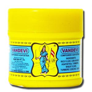 Vandevi Yellow Powder Asafoetida 50g