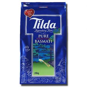 Tilda Pure Basmati Rice 20Kg