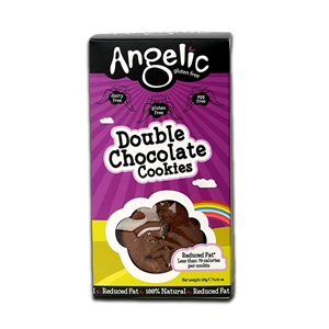 Angelic Double Chocolate Cookies Gluten Free