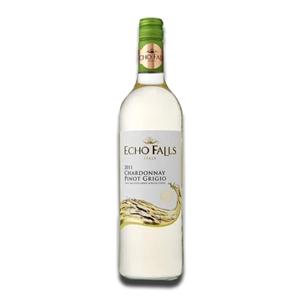 Echo Falls California Chardonnay Pinot Grigio Wine