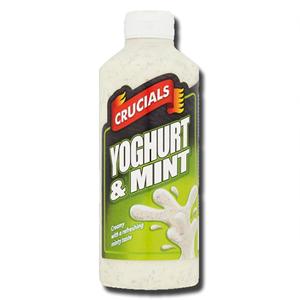 Crucials Yoghurt & Mint 500 ml