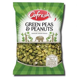 Cofresh Green Peas & Peanuts 325g