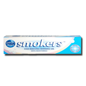 Pearl Drops Smokers Stain Removing 50ml