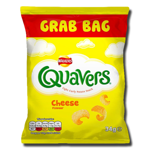 Quavers Cheese 34g