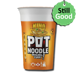 Pot Noodle Original Curry King 114g