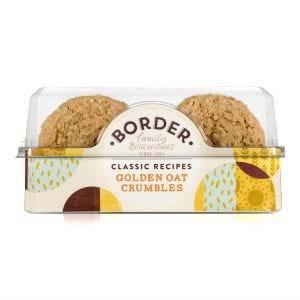Border Biscuits Oat Crumbles 150g