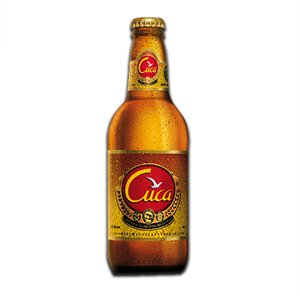 Cuca Cerveja Angolana Garrafa 250ml