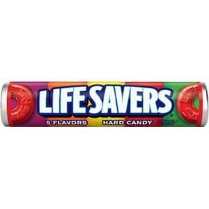Lifesavers 5 Flavours