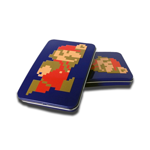 Super Mario Mints Metal Box 35g