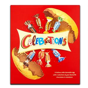 Mars Celebrations Egg 248g