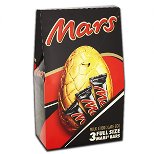 Mars Egg 331g