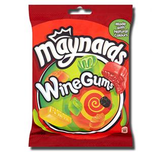 Maynards Wine Gums 165g