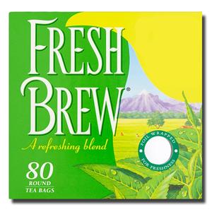 Fresh Brew Tea 80's