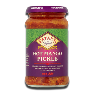 Patak's Mango Pickle Hot 283g