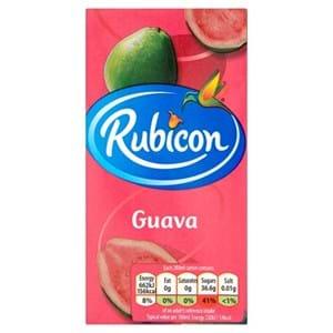 Rubicon Guava - Goiabada 288ml