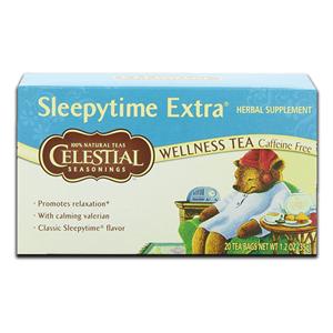 Celestial Seasonings Sleepytime Extra Tea 20's
