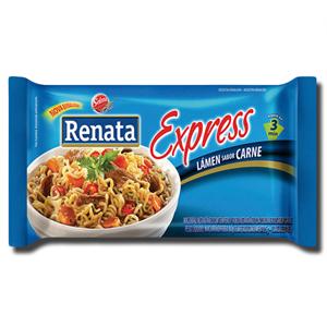 Renata Express Lámen Carne Tomate 80g