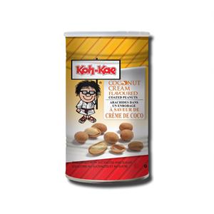 Koh-Kae Peanuts Coconut Coated 125g