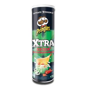 Pringles Xtra Sour Cream & Onion 175g