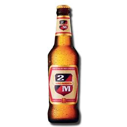 Cerveja 2M Moçambicana 330ml