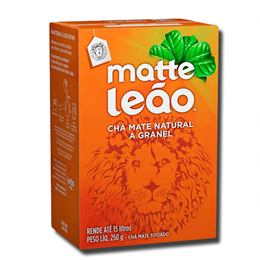 Matte Leão Chá Natural Granel 250g