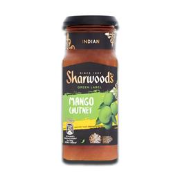 Sharwoods Green Label Mango Chutney 360g