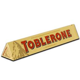 Toblerone Milk Honey Almond 100g