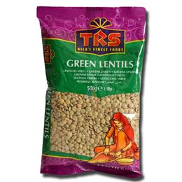 TRS Green Lentils 500g