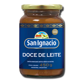 San Ignacio Doce de Leite 450g