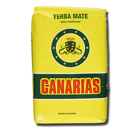 Canarias Erva Mate Tradicional 500g