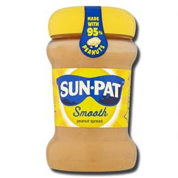 Sun Pat Smooth Peanut Butter 300g