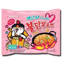 Samyang Carbonara Hot Chicken Ramen 130g