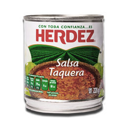 Herdez Salsa Taquera 220g