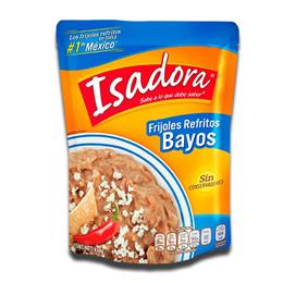 Isadora Frijoles Refritos Bayos 430g