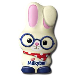 Milkybar White Chocolate Bunny 88g