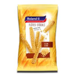 Roland Breadsticks Sesame 125g
